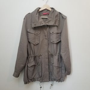 Like new! Utility jacket